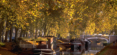 Photo canal du Midi