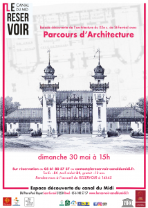 Architectures du XXe de Saint-Ferreol
